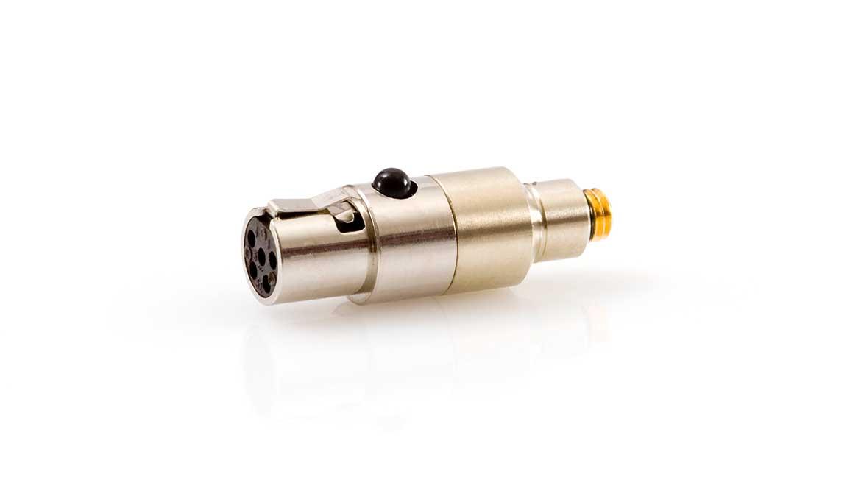 Adaptateur pour Lectrosonics LM, SM, UM Series (for Low DC Microphone) (DAD3056)