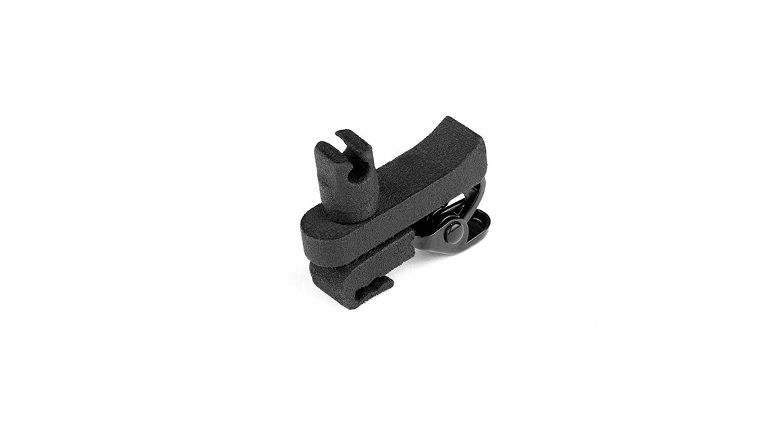 Clip microphone rotatif 8 positions pour série 6060 (SCM0030-B)
