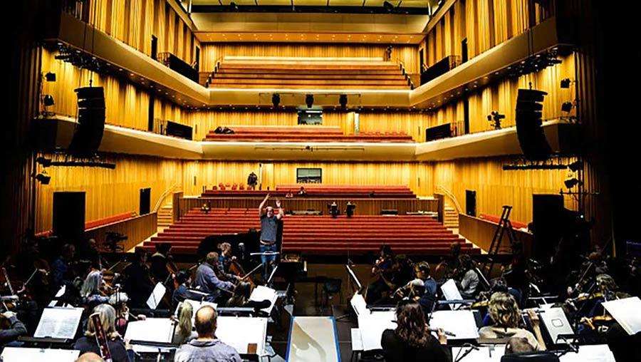 Micros DPA pour l'enregistrement dans les salles de concert